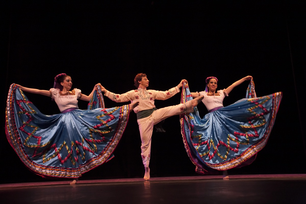 Sabor Mexico Theatrical Dance Company
